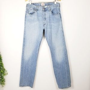 HP Levi's Men's 501 Original Jeans 90s Button Fly